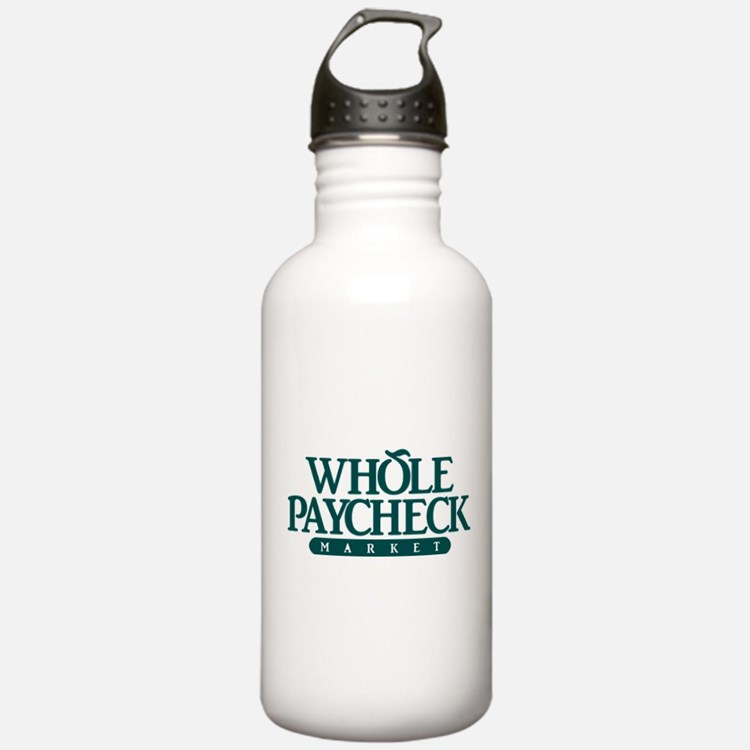 Whole Foods Market Water Bottle