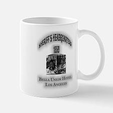 Sheriff's Headquarters 1850 Mug