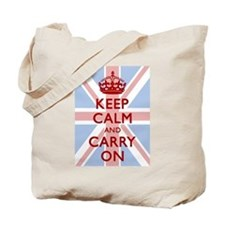 Unique Britain british Tote Bag