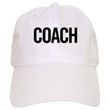Coach (black) Cap