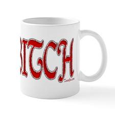 100% Bitch Small Small Mug