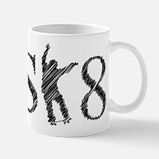 SK8 skateboarding Mug