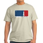 Property of Bud  Ash Grey T-Shirt