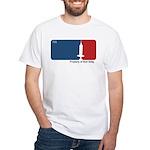Property of Bud White T-Shirt
