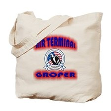 TSA Air Terminal Groper Tote Bag