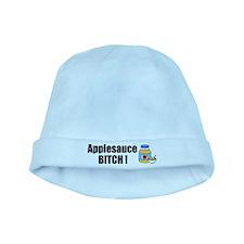 Applesauce Bitch baby hat