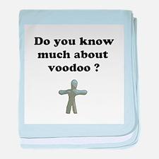 Voodoo baby blanket