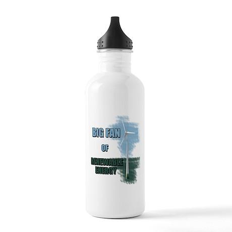Big fan Stainless Water Bottle 1.0L