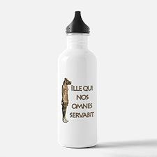 Lost - Statue Water Bottle
