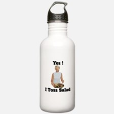 Toss the salad Water Bottle
