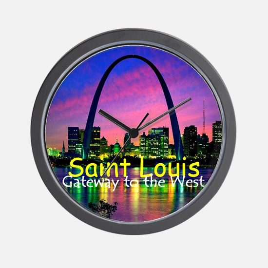 St. Louis Wall Clock