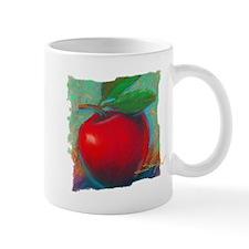 Funny Red apples Mug