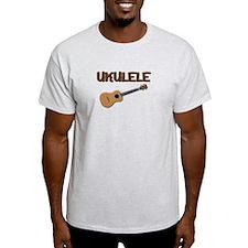 Uke Ukulele T-Shirt