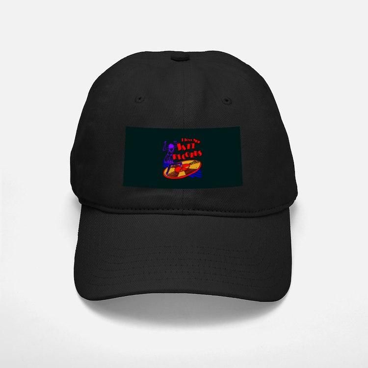 Jazz Records Baseball Hat