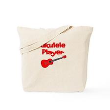 red ukulele Tote Bag