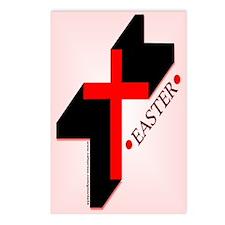 Easter Cross Postcards (Package of 8)