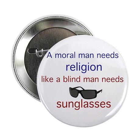 "Moral Man 2.25"" Button"