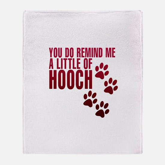 Funny Kate beckett Throw Blanket