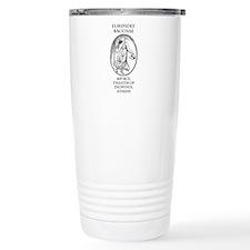 Euripides' Bacchae Travel Mug