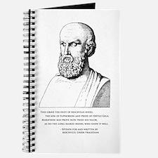 Aeschylus' Epitaph Journal