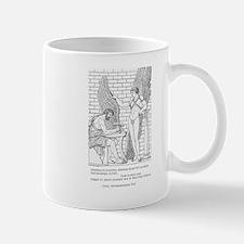 Daedalus and Icarus (Ovid) Mug