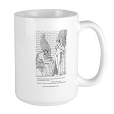 Daedalus and Icarus (Ovid) Mug