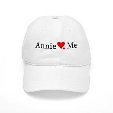 Annie Loves Me Cap