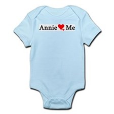 Annie Loves Me Infant Creeper