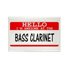 Music Rectangle Magnet (100 pack)