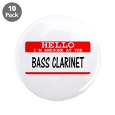 """Music 3.5"""" Button (10 pack)"""