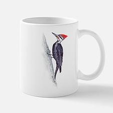 handsome pileated woodpecker Mug