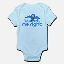 Tweet Me Right Infant Bodysuit