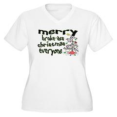 Broke Ass Christmas T-Shirt