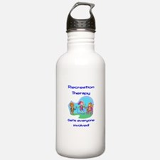 Recreational Therapy Water Bottle