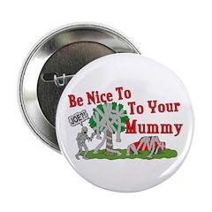"""TP Mummy 2.25"""" Button (10 pack)"""