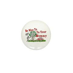 TP Mummy Mini Button (10 pack)