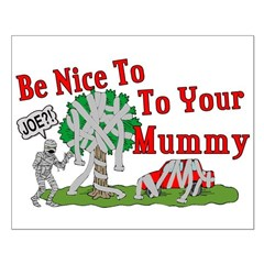 TP Mummy Posters