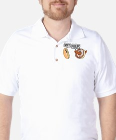 Doughnut Hole Golf Shirt