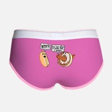 Doughnut Hole Women's Boy Brief