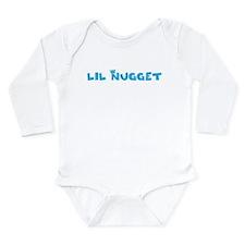 Little Stud Boys Tee Long Sleeve Infant Bodysuit