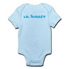 Lil Nugget Boys Tee Infant Bodysuit