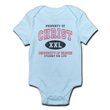 Property of Christ Onesie