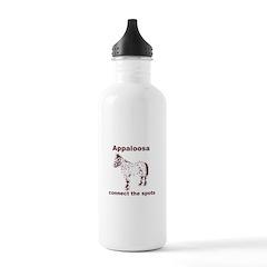 spots Water Bottle