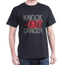 Knock Out Cancer T-Shirt