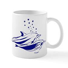 Dolphin World Mug