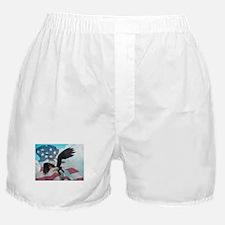 Patriot Eagle Boxer Shorts