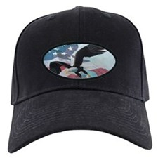 Patriot Eagle Baseball Hat