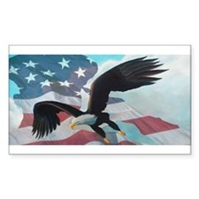 Patriot Eagle Decal