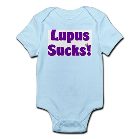 Lupus Sucks! Infant Bodysuit