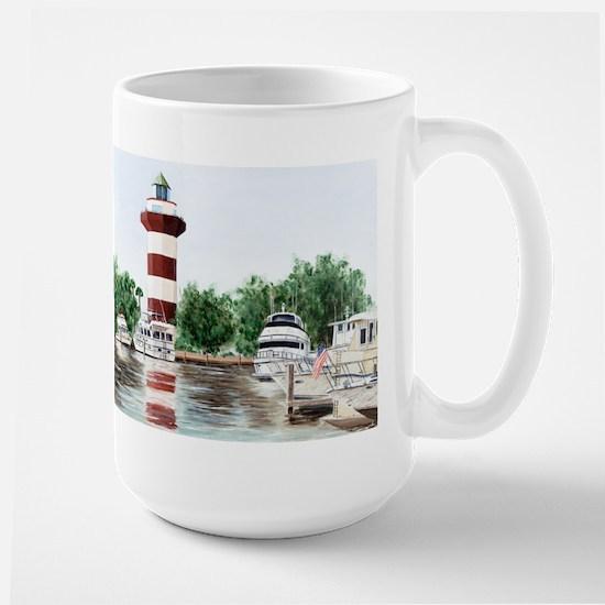 harbor town light Mugs
